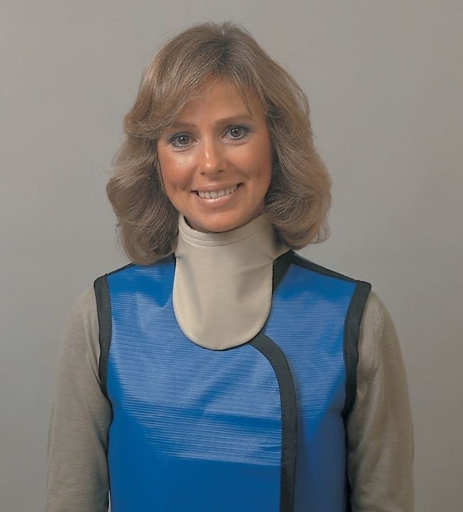 Radiation protective clothing / radiation protection thyroid collar 918.1006.81 Shor-Line