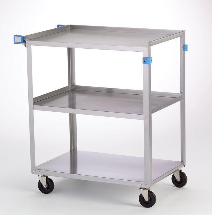 Multi-function cart / instrument / medical equipment / 3-tray 903.2320.31 Shor-Line