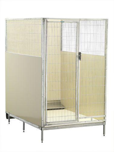 1-unit kennel cage T-Kennel Single Shor-Line