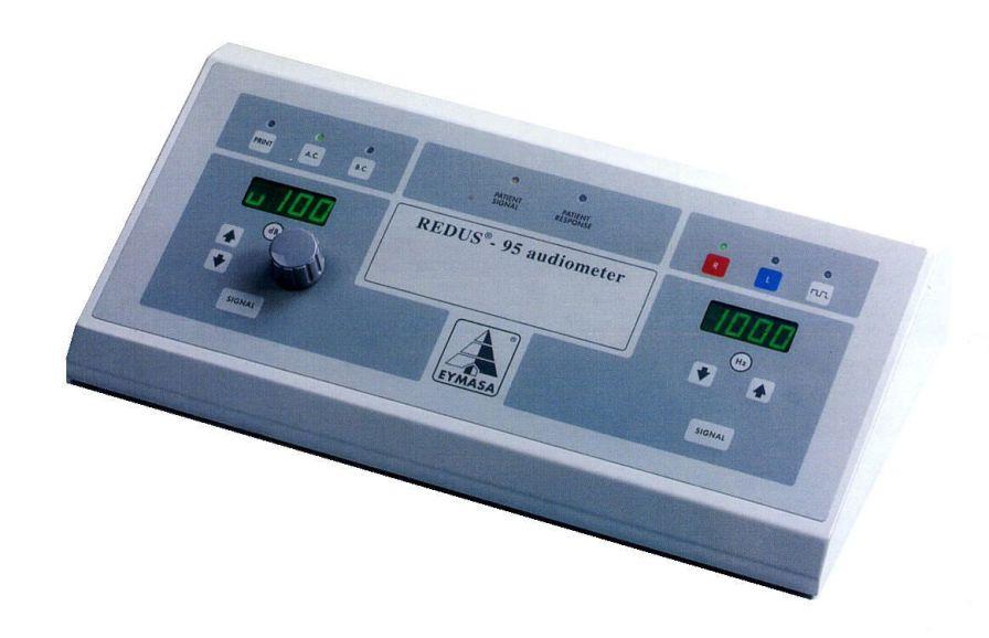 Screening audiometer (audiometry) / audiometer / digital Redus 95 EYMASA