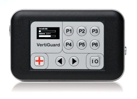 Evoked auditory potential measurement system (audiometry) / digital VertiGuard® D Zeisberg