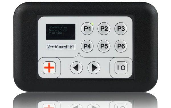 Evoked auditory potential measurement system (audiometry) / digital VertiGuard® RT Zeisberg
