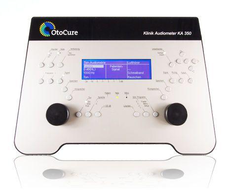 Clinical diagnostic audiometer (audiometry) / digital KA 350 Zeisberg