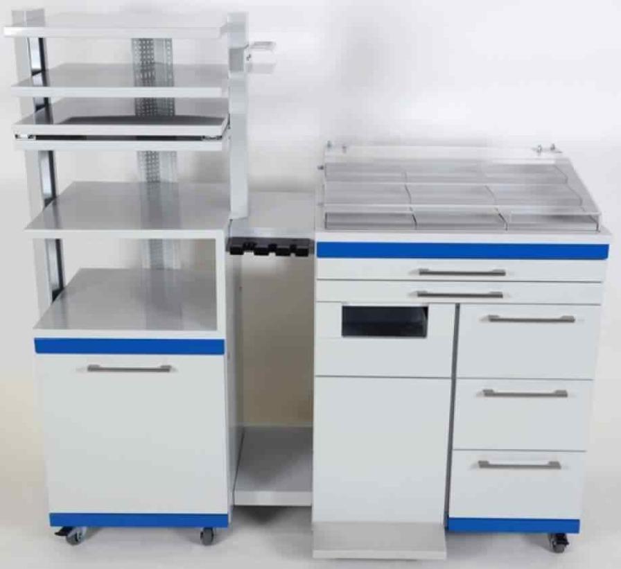 ENT workstation / 1-station ENTC mi0201 Medical Experts Group