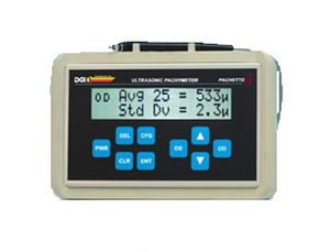 Pachymeter (ophthalmic examination) / ultrasound pachymetry DGH PACHETTE 3 DGH Technology