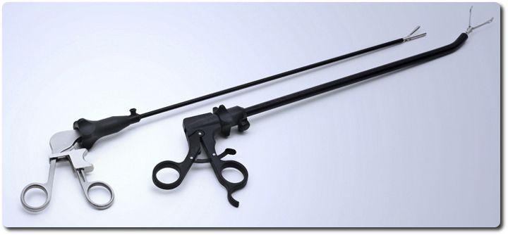 Laparoscopic forceps SYSTEM DG© Ackermann Instrumente