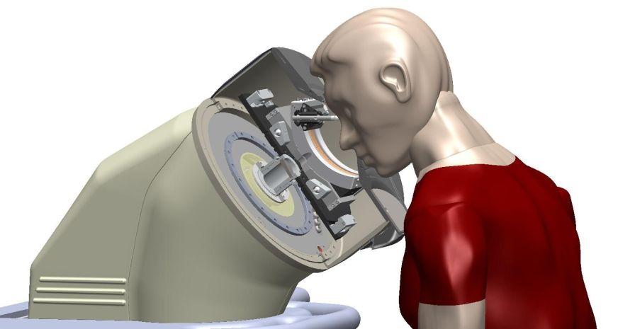 Ultrasound system / on platform, fixed / for ophthalmic ultrasound imaging ARTEMIS 3 ArcScan