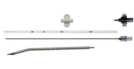 Ventricular catheter EVD 30.012.01 Spiegelberg