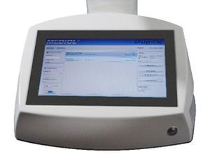 Pupil meter (ophthalmic examination) / hand-held PupilX Albomed