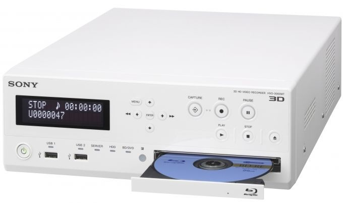 USB video recorder / high-definition / 3D HVO-3000MT Sony