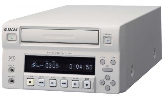 Video recorder DVO-1000MD Sony