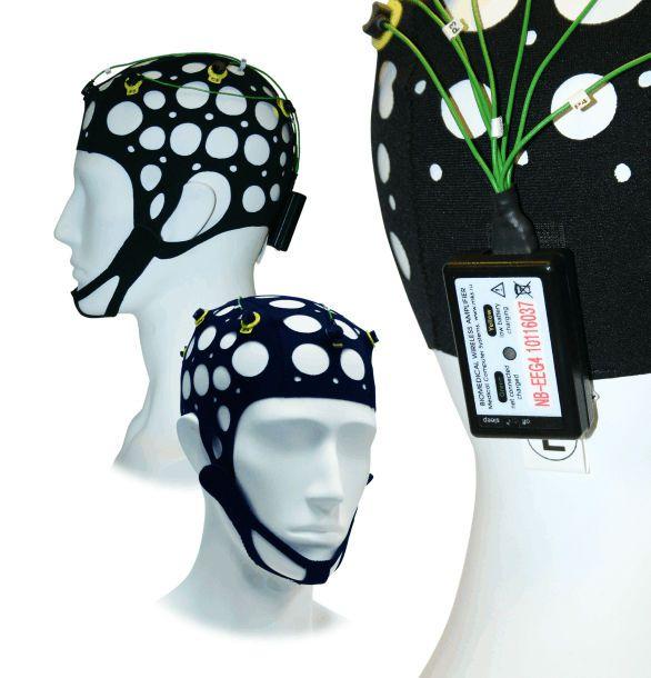 EEG amplifier Neurobelt Medical Computer Systems