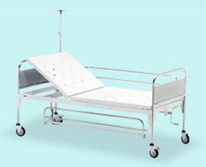 Mechanical bed / 2 sections 33008 PT. Mega Andalan Kalasan