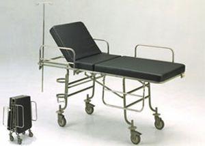 Transport stretcher trolley / mechanical / 2-section 31201 PT. Mega Andalan Kalasan
