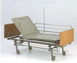 Mechanical bed / 2 sections 31801 C PT. Mega Andalan Kalasan