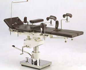 Universal operating table / mechanical 52501 M PT. Mega Andalan Kalasan