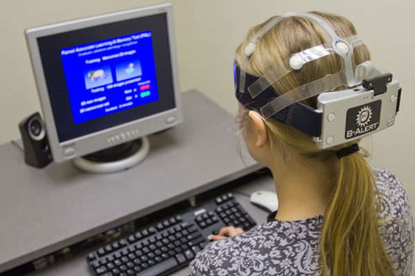 Data management software / analysis / EEG Alertness & Memory Profiler (AMP) Advanced Brain Monitoring, Inc.