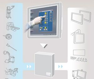 Management software / medical / operating room SurgiMedia® ISIS