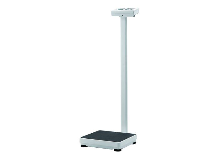 Electronic patient weighing scale / column type / with height rod / with BMI calculation 300 kg   MS4910 Charder Electronic