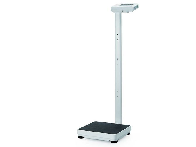 Electronic patient weighing scale / column type / with BMI calculation / with height rod 300 kg   MS4900 Charder Electronic