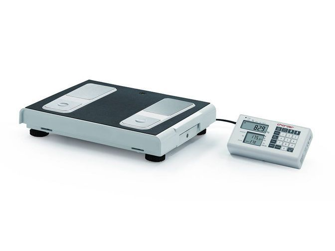 Electronic patient weighing scale / with mobile display 300 kg   MBF6000 Charder Electronic
