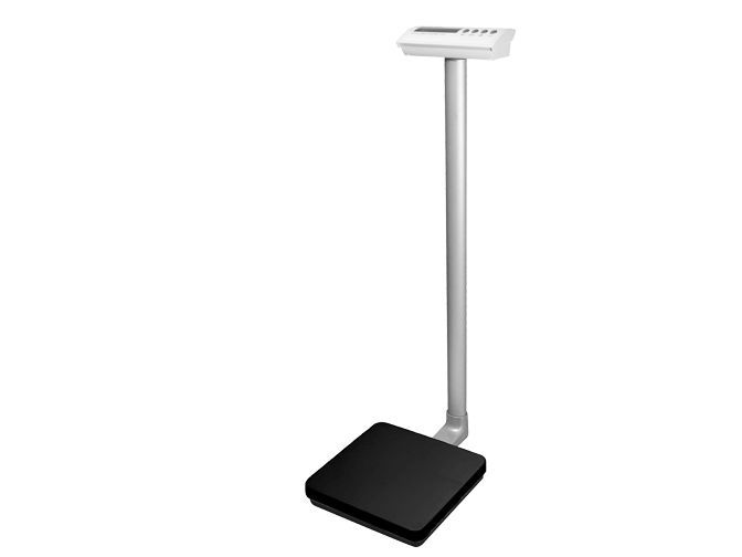 Bariatric patient weighing scale / electronic / column type / with height rod 300 kg   MS3400-1 Charder Electronic