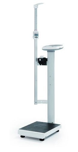 Electronic patient weighing scale / column type / with height rod / with BMI calculation 200 kg   MS5010 Charder Electronic