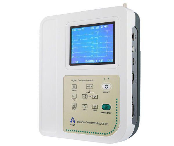 Digital electrocardiograph / 12-channel ECG-8112 Shenzhen Osen Technology