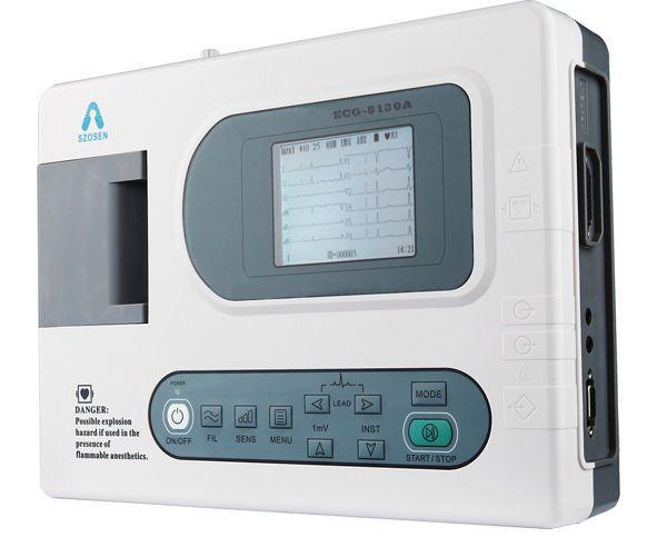 Digital electrocardiograph / 3-channels ECG-8130A Shenzhen Osen Technology