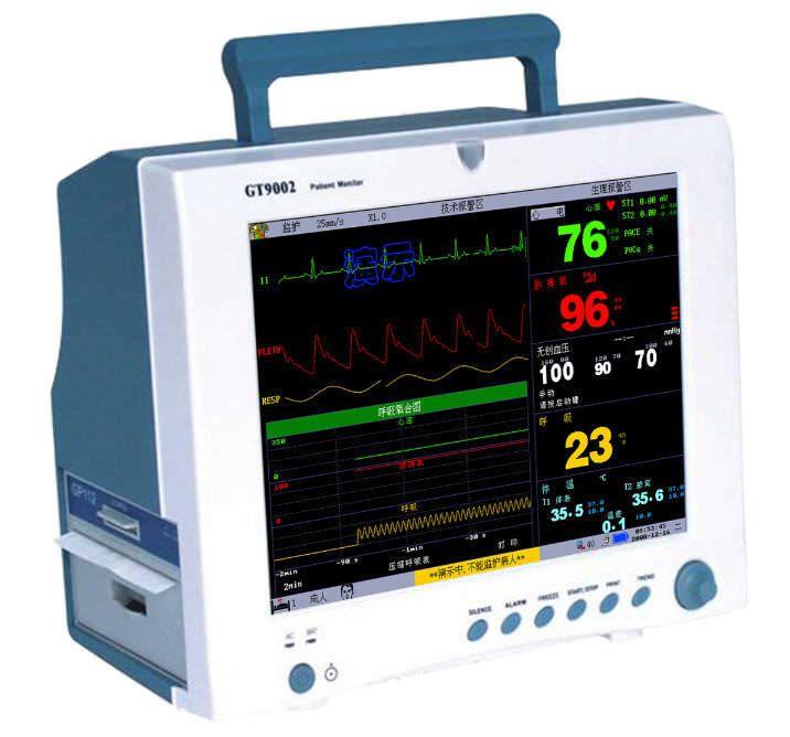 """Fetal and maternal monitor 12.1"""" TFT Guoteng"""