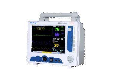 "Compact multi-parameter monitor / veterinary 8.4"" TFT   GT9000M Vet Guoteng"