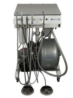 Mobile dental delivery system / veterinary VersaCart™ Inovadent