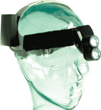 LED headlight / veterinary Harlton's Equine Specialties