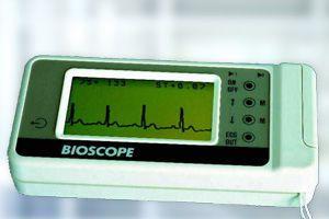 ECG patient monitor / portable BIOSCOPE-C RECO MEDIZINTECHNIK, Wolfgang Rentsch