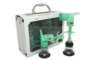 Veterinary cardiopulmonary resuscitation kit (for newborns) One Puff™ 230600 McCulloch Medical