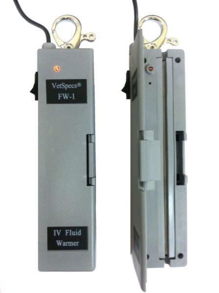 Veterinary infusion warmer VetSpecs® FW-1 VetSpecs