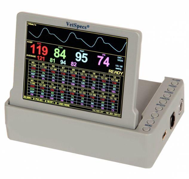 Veterinary vital signs monitor / USB VetSpecs® Dental+ VetSpecs