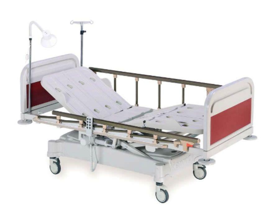 Hospital bed / dialysis / electrical / height-adjustable K012 - ED Kenmak Hospital Furnitures