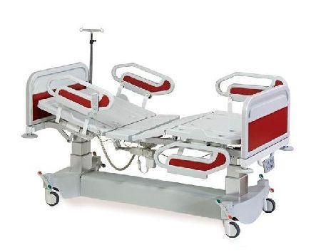 Intensive care bed / electrical / on casters / reverse Trendelenburg K012-ET/2K Kenmak Hospital Furnitures