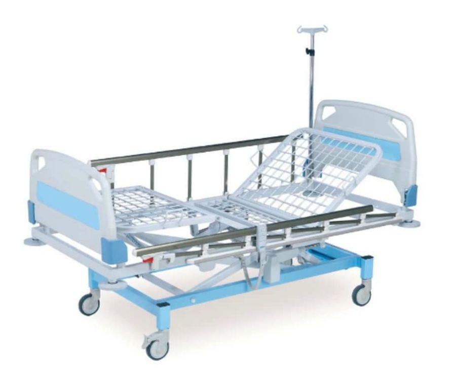 Hospital bed / electrical / on casters / height-adjustable K012 - EP Kenmak Hospital Furnitures