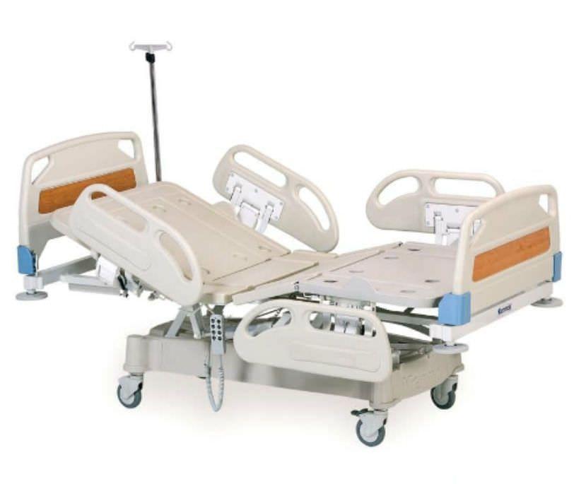 Intensive care bed / electrical / on casters / Trendelenburg K012 EP - 3M Kenmak Hospital Furnitures