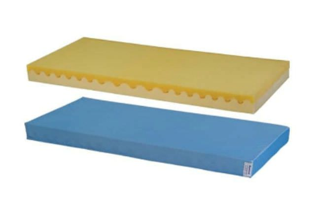 Anti-decubitus mattress / for hospital beds / waterproof K091-V Kenmak Hospital Furnitures