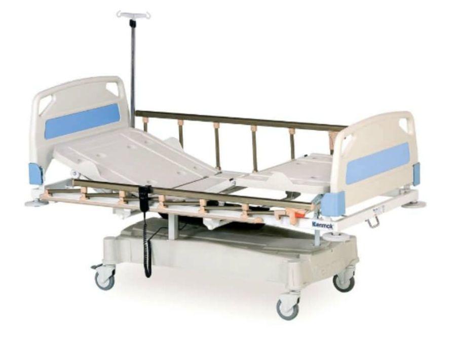 Hospital bed / electrical / on casters / 4 sections K012 - EP / 2M Kenmak Hospital Furnitures