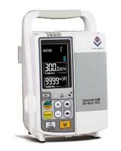 Volumetric infusion pump / 1 channel / veterinary 1 - 999.9 mL/h | HX-801C VET Guangzhou Huaxi