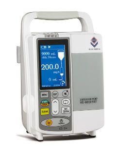 Volumetric infusion pump / 1 channel / veterinary 1 - 1200 mL/h | HX-801D VET Guangzhou Huaxi