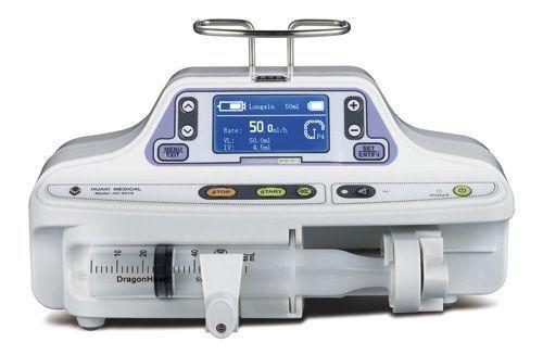 1 channel syringe pump 0.1 - 1200 mL/h   HX-901A Guangzhou Huaxi