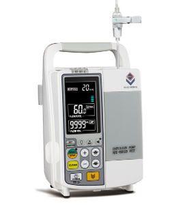 Volumetric infusion pump / 1 channel / veterinary 1 - 999.9 mL/h | HX-801B VET Guangzhou Huaxi