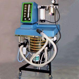 Pneumatic ventilator / anesthesia / veterinary Alpha 400 MINERVE