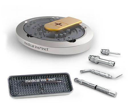 Dental instrument tray Medical Instinct Deutschland GmbH