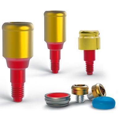 Implant abutment Lucky Lock Medical Instinct Deutschland GmbH